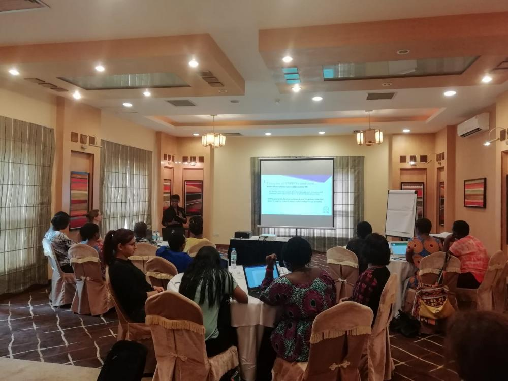 First Owsd Early Career Fellowship Regional Workshop In Tanzania Owsd